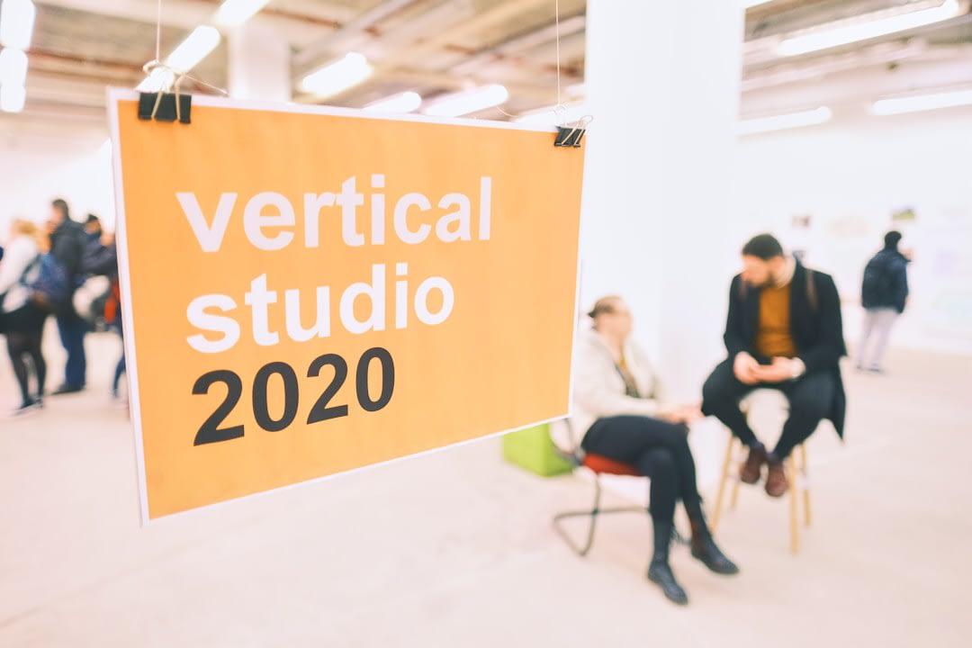 Vertical Studio 2020 banner